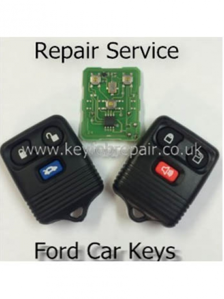 Ford Transit-Transit Connect Keyfob Repair Service