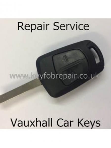 Vauxhall Keyfob Repair Service Astra Vectra Zafira Omega Signum Etc