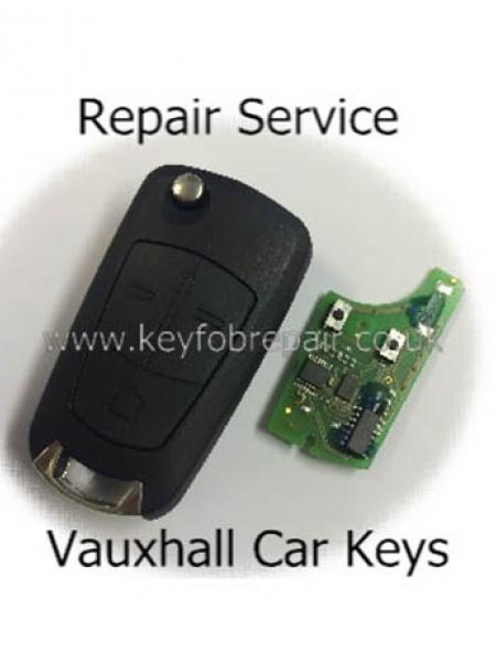 Vauxhall Key Repair Broken Vauxhall Key Vauxhall Key Fix