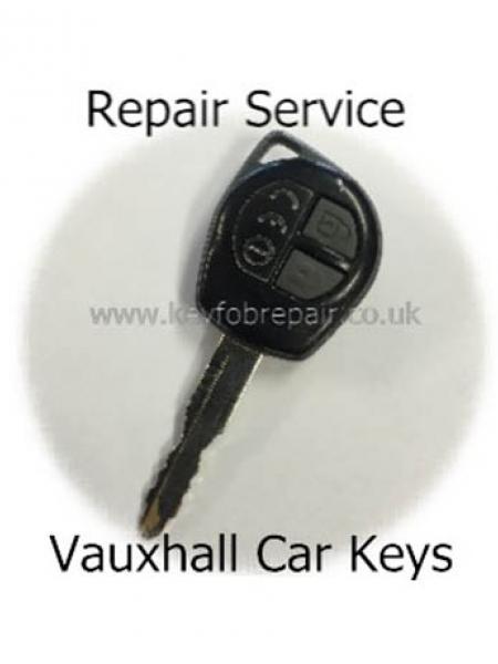 Vauxhall Agila 2 Button Key Fob Repair Service