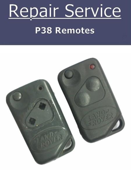Range Rover Key Repair P38 Key Repair Range Rover Key