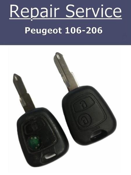 peugeot key repair | peugeot key case | broken peugeot key | peugeot