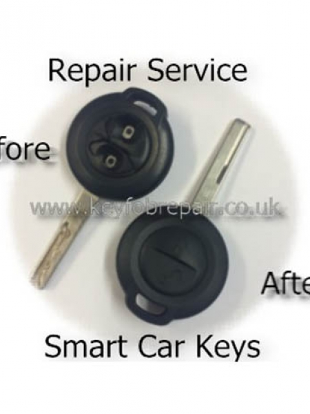 Smart 2 Button Key Fob Remote Repair