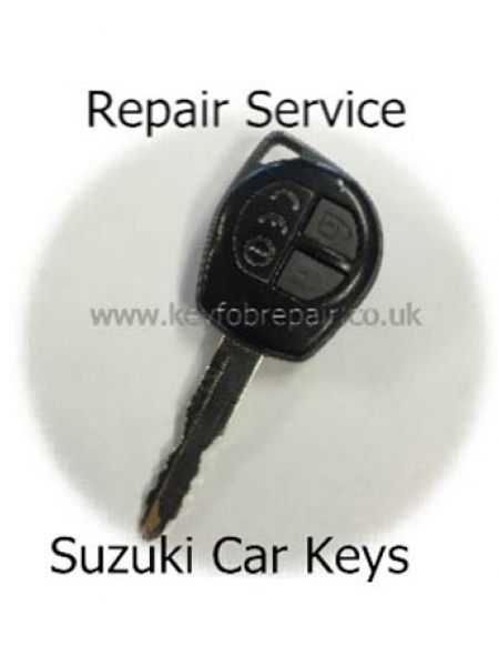 Suzuki Car Key Fob Repair Services London Key Replacement Suzuki