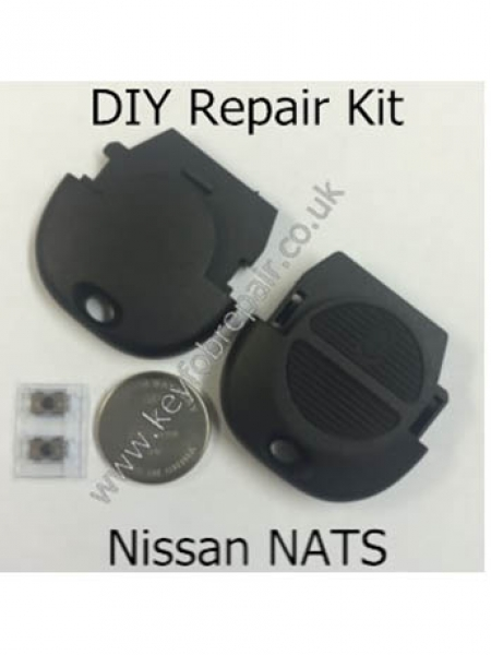 Nissan 2 Button Nats Type DIY Repair Or Refurbish Kit