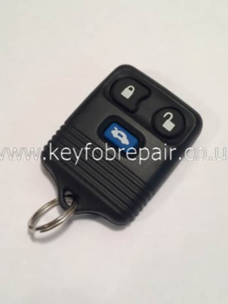 Ford Transit 3 Button Remote Key Fob