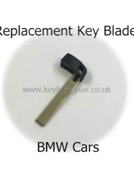 Bmw Remote Key Blade