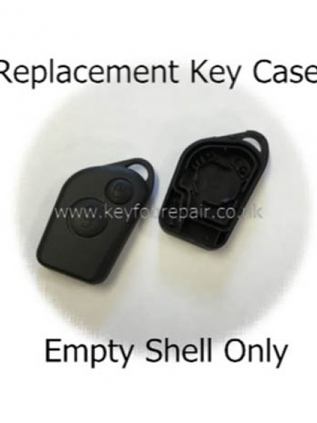 Citroen Saxo Xsara Picasso Berlingo 2 Button Replacement Key Fob Case