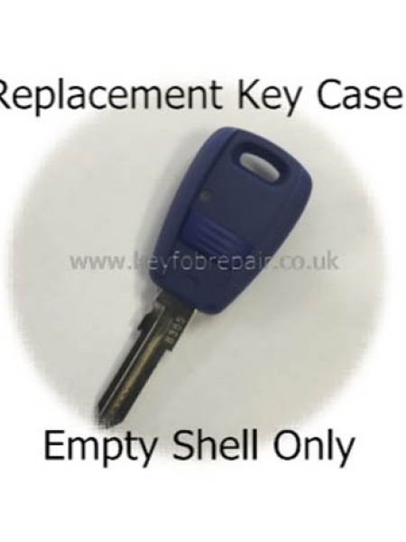 Fiat Single Button Car Key Case