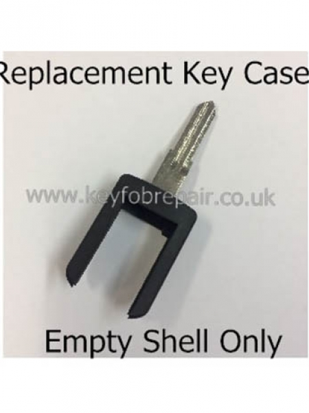 Vauxhall YM28 (Right Hand) Key Blade Case For 2 Button Remotes - Corsa Meriva Combo