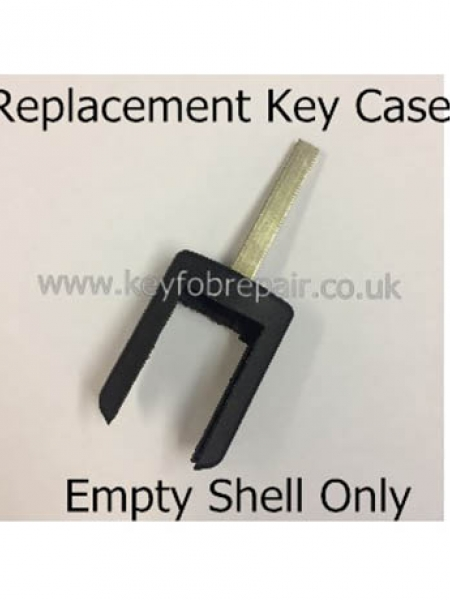 Vauxhall HU100 Key Blade Case For 2 Button Remotes - Corsa Meriva Combo