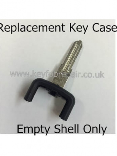 Vauxhall YM28 (Right Hand) Key Blade Case For 2 And 3 Button Remotes - Astra Zafira