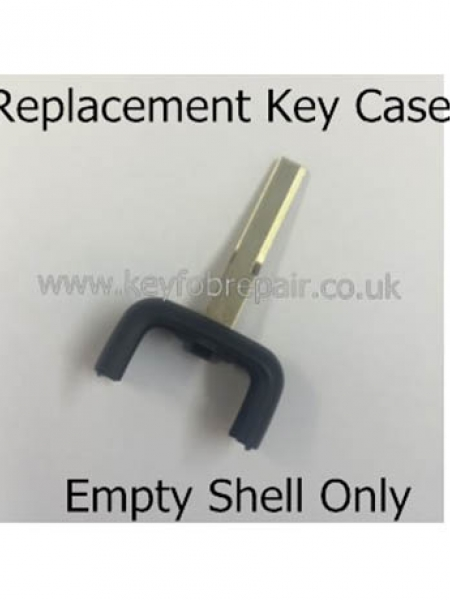 Vauxhall HU43 Key Blade Case For 2 And 3 Button Remotes - Omega Astra Zafira Vectra