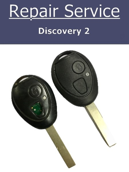 Discovery 2 LR2 Land Rover Key Repair Service