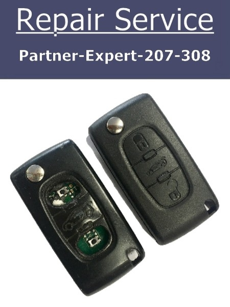 Key Fob Repair Service - 308 407 Partner Expert 207