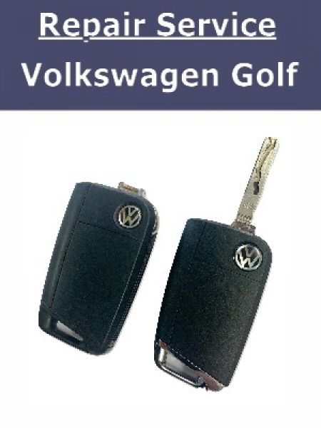 Key Repair Service - Volkswagen Golf