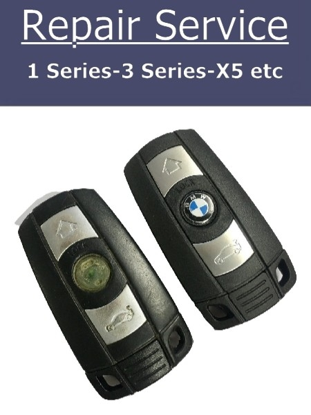 Bmw 1 Series 3 Series X5 Key Repair Service